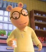 Arthur Read in Arthur's Missing Pal