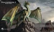 Bronze European Dragon