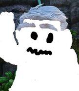 Carl as A Ghost
