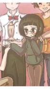 Chloe park anime character