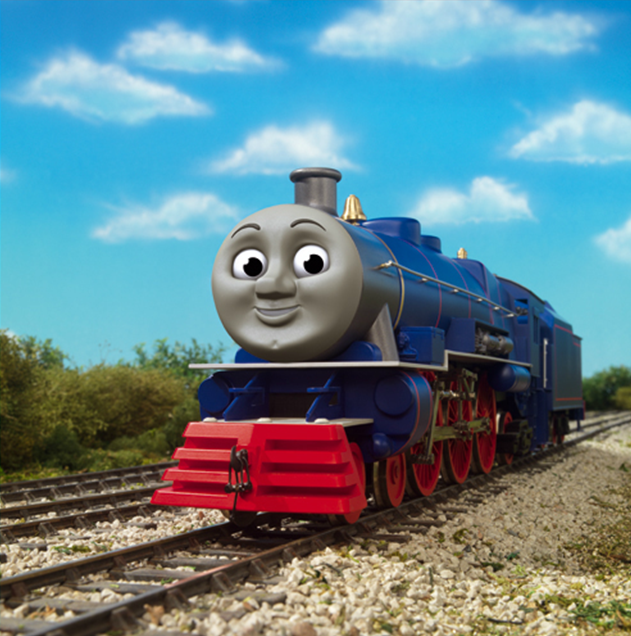Hank the Strong Engine