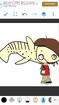 Mac as Zebra Shark