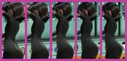 Mavis' Butt Collage