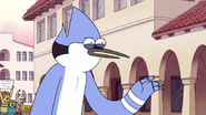 Mordecai Changes His Mind
