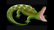 Safari Island Alligator