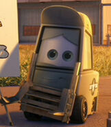 Sparky in Planes- Fire and Rescue