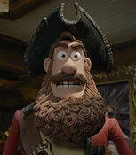 The Pirate Captian