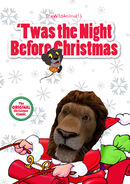 Twas the Night Before Christmas (TheWildAnimal13 Animal Style) Poster