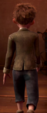 Victor's backside