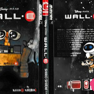 Wall E 2008 Disney Manga The Parody Wiki Fandom