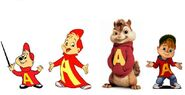 Alvin throughout the years