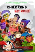 Childrens Most Wanted Poster