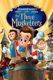 Jimmy carl sheen three musketeers