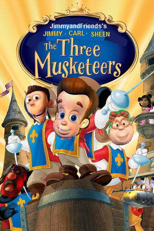 Jimmy, Carl and Sheen: The Three Musketeers