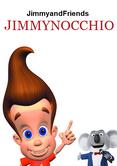 Jimmynocchio poster