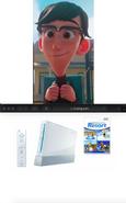 Liam (Gnome Alone) Likes Wii