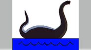 Loch Ness Monster From Company Idiot
