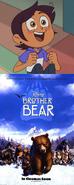 Luz Noceda Likes Brother Bear (2003)