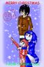 Merry Christmas from Sheldon, Jenny and Jena