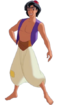 Aladdin Pose
