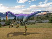 Dm ornithomimus