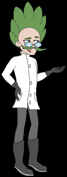 Dr. Buzzbill (Rosemary Hills)