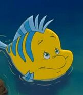 Flounder in The Little Mermaid 2 Return to the Sea