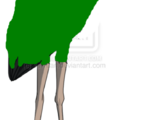 Grinchy the Green Heron