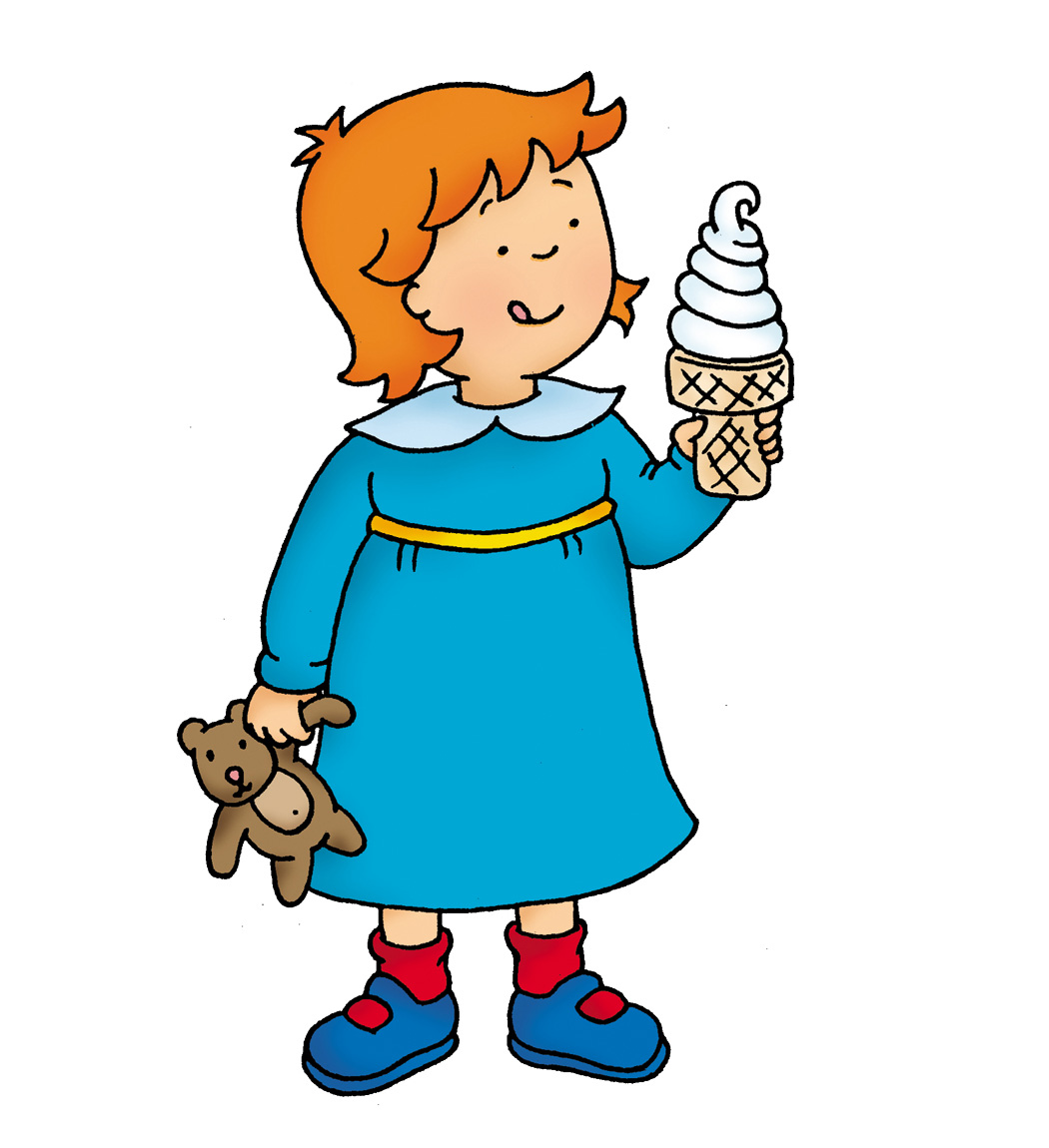 Rosie (Caillou)