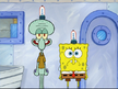 Squidward best friend not at all