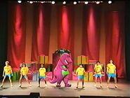 The Backyard Rap- Barney in Concert