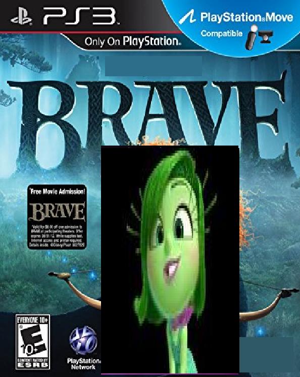 Brave (TheLastDisneyToon and Toonmbia Style)