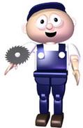 Buzz-saw louie