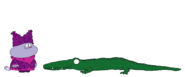 Chowder meets American Alligator