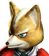 Fox McCloud in Star Fox Assault