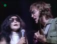 John and Yoko Singing