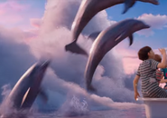 Mary Poppins Returns Dolphins