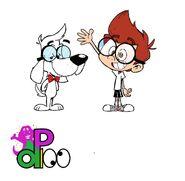 Mr. Peabody and Sherman