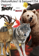 NR1&SW Angry Animals Movie 2016 Poster