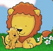 Reader rabbit toddler lions