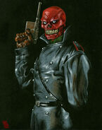 Red Skull (Live-Action)