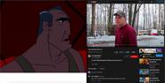 Rourke vs Psycho Dad