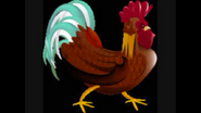 Safari Island Rooster