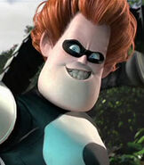 Syndrome in The Incredibles