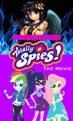 Totally Spies! The Movie (CharlieBrownandSci-TwiFans Style) Poster