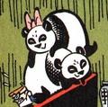 Dexter's Lab Comic Pandas