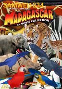 Madagascar Trillogy (SW1234 Style) Poster