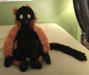 Reg the Red Ruffed Lemur