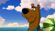 Scooby Doo Angry