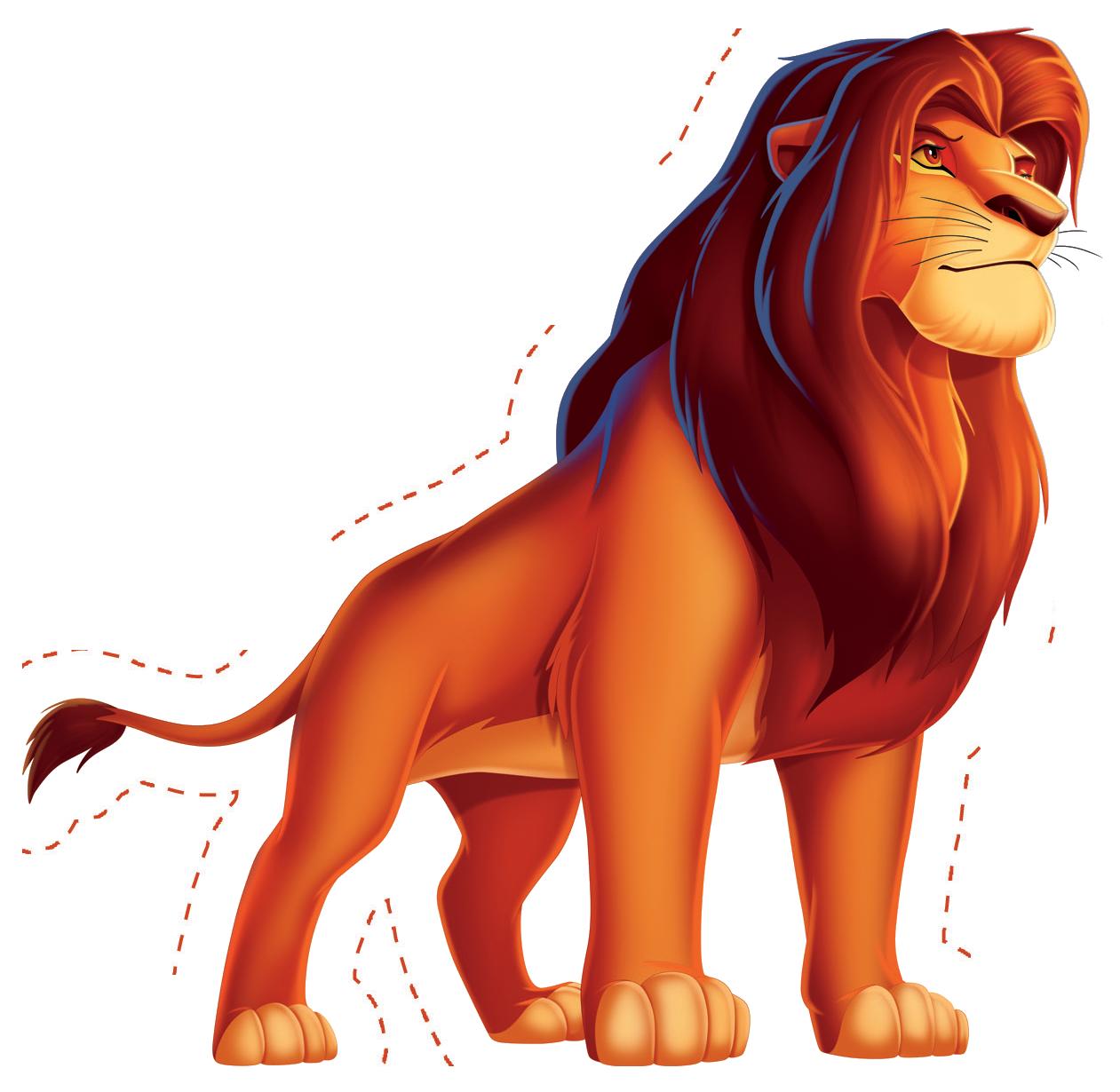 Fantastic Mrs. Lioness